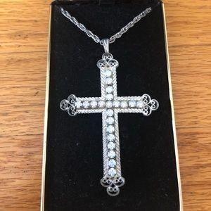 Jewelry - Religious cross necklace